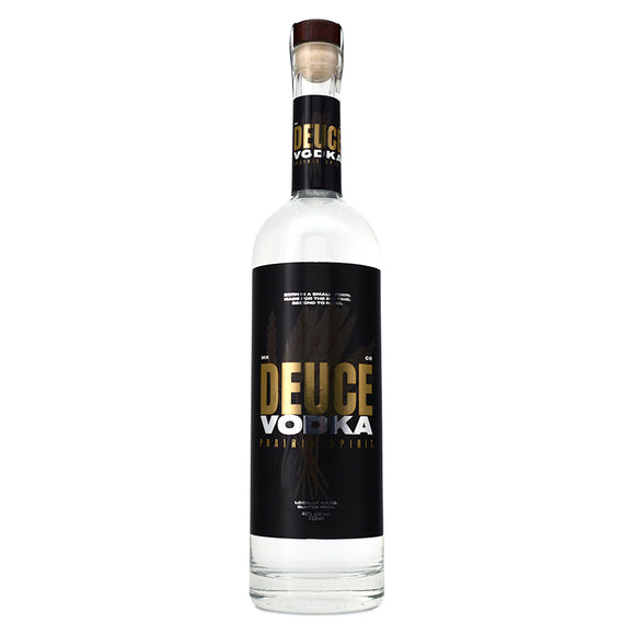 DEUCE VODKA 750ML