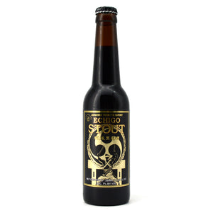 ECHIGO STOUT 330 mL