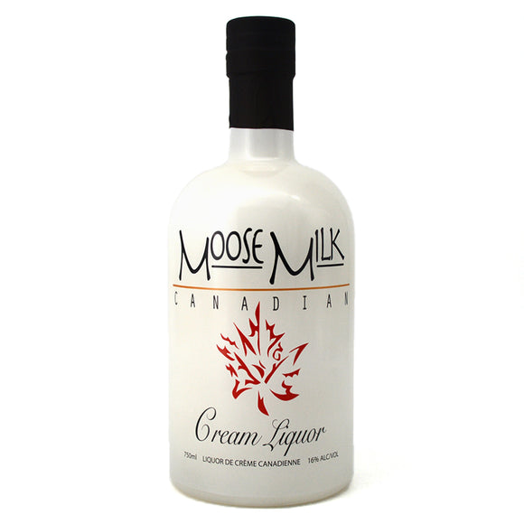 ELK ISLAND MOOSE MILK CREAM LIQUOR 750ML