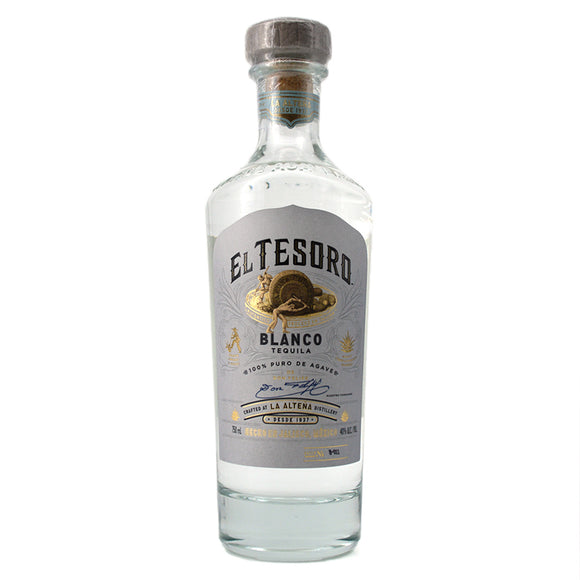 EL TESORO PLATA BLANCO 750ML
