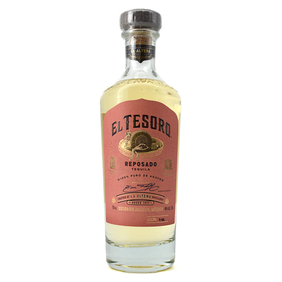 EL TESORO REPOSADO 750ML