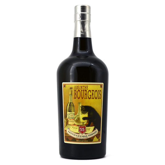 EMILE PERNOT ABSINTHE BOURGEOIS 750ML