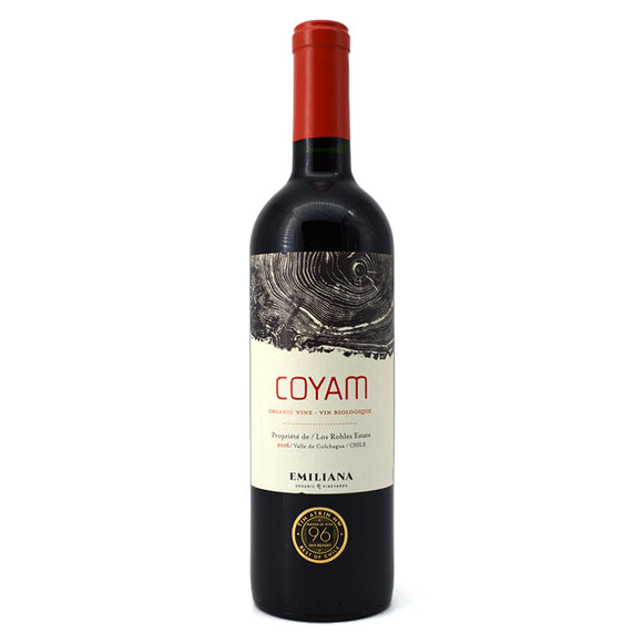 EMILIANA COYAM ORGANIC RED