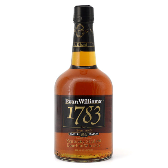 EVAN WILLIAMS 1783 BOURBON 750ML