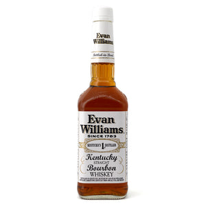 EVAN WILLIAMS BOTTLED IN BOND BOURBON 750ML
