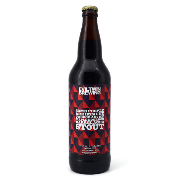 EVIL TWIN SOME PEOPLE MAPLE BOURBON BARREL AGED STOUT 650 mL
