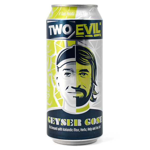 EVIL TWIN TWO EVIL GEYSER GOSE 473 mL