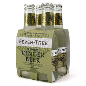 FEVER TREE GINGER BEER 4B