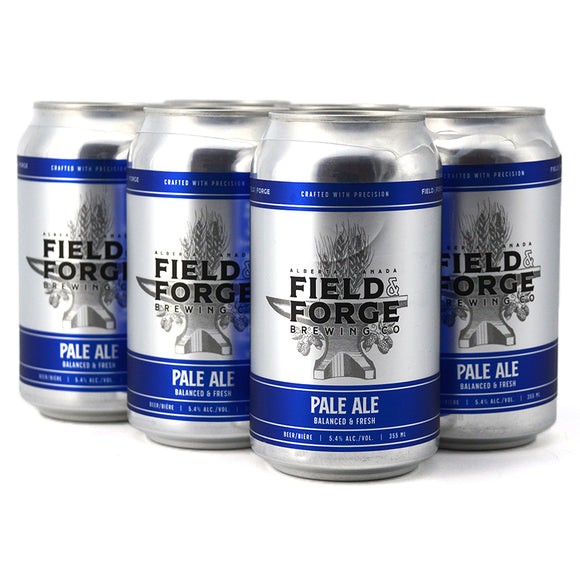 FIELD & FORGE PALE ALE 6C