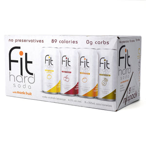 FIT HARD SODA MIX PACK 8C