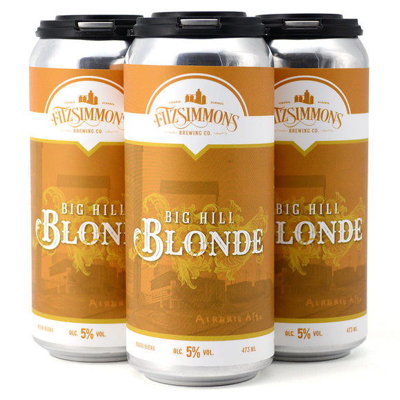 FITZSIMMONS BIG HILL BLONDE 4C