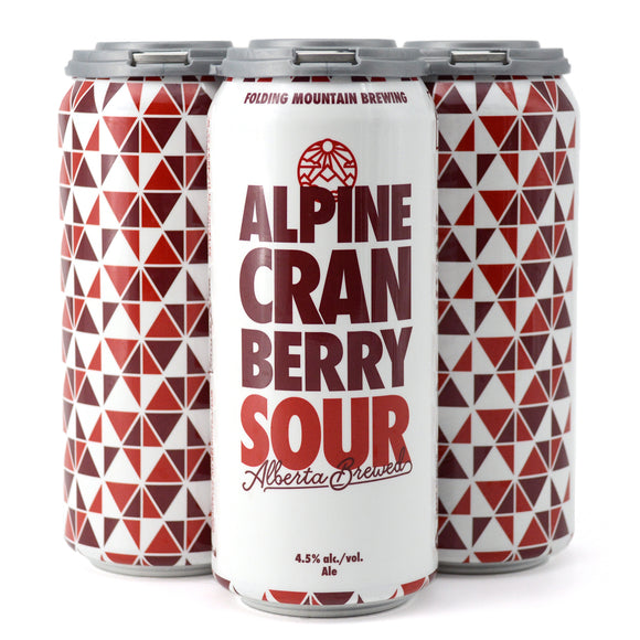 FOLDING MOUNTAIN ALPINE CRANBERRY SOUR