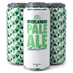 FOLDING MOUNTAIN OVERLANDER PALE ALE 4C