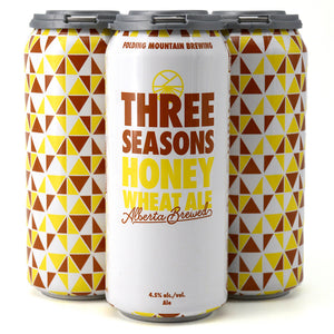 FOLDING MOUNTAIN THREE SEASONS HONEY WHEAT 4C