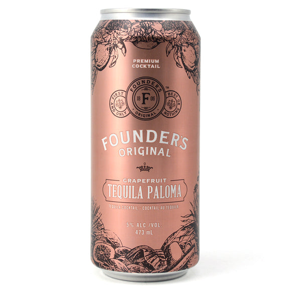 FOUNDERS GRAPEFRUIT TEQUILA PALOMA 473ML