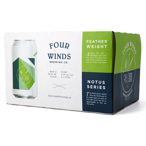 FOUR WINDS FEATHERWEIGHT IPA 6C