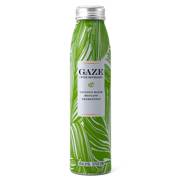 GAZE COCONUT WATER MOSCATO CHARDONNAY 375 mL