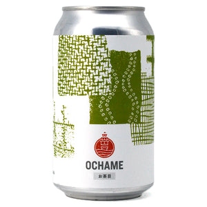 GODSPEED OCHAME GREEN TEA IPA 355ML