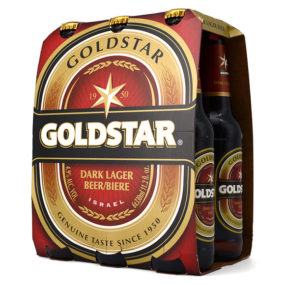 GOLDSTAR DARK LAGER 6B