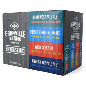 GRANVILLE ISLAND BREWER'S CHOICE 12C