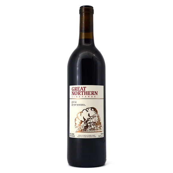 KETTLE VALLEY GREAT NORTHERN VINEYARDS ZINFANDEL