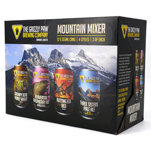 GRIZZLY PAW MOUNTAIN MIXER 12C