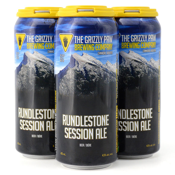 GRIZZLY PAW RUNDLESTONE SESSION ALE 4C