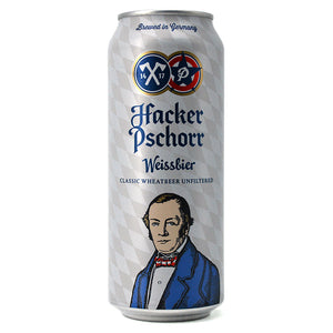 HACKER-PSCHORR WEISSBIER 500ML CAN
