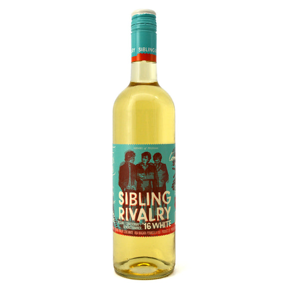 HENRY PELHAM SIBLING RIVALRY WHITE VQA