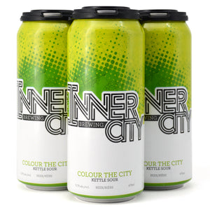 INNER CITY COLOUR THE CITY KETTLE SOUR 4C