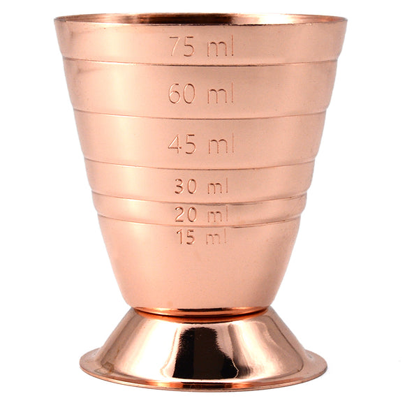 COPPER MULTI LEVEL JIGGER