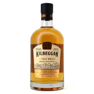 KILBEGGAN SINGLE GRAIN IRISH WHISKEY 750ML