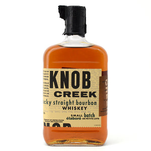 KNOB CREEK KENTUCKY STRAIGHT BOURBON 750ML