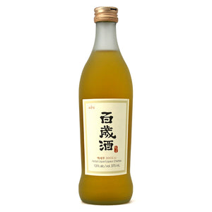 KOOKSOONDANG BEKSEJU HERBAL & RICE WINE 375ML