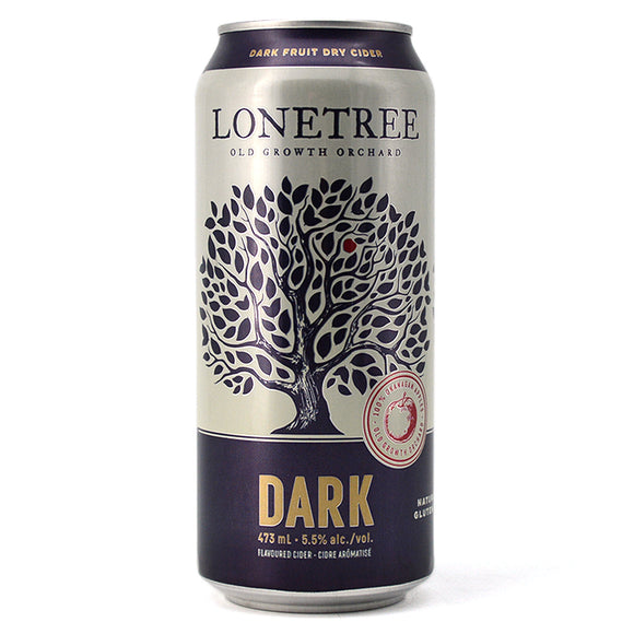 LONETREE DARK FRUIT DRY CIDER 473ML