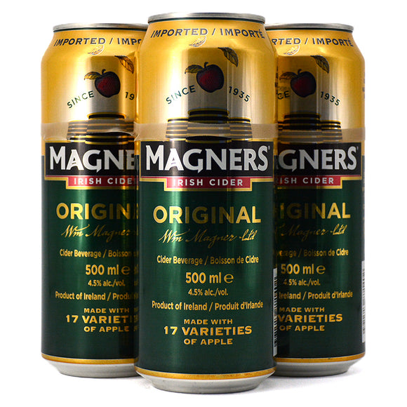 MAGNERS IRISH CIDER ORIGINAL 4C