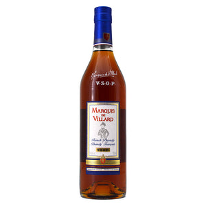 MARQUIS DE VILLARD FRENCH BRANDY V.S.O.P. 750ML