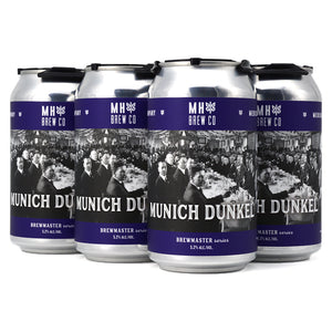 MEDICINE HAT BREW CO MUNICH DUNKEL 6C