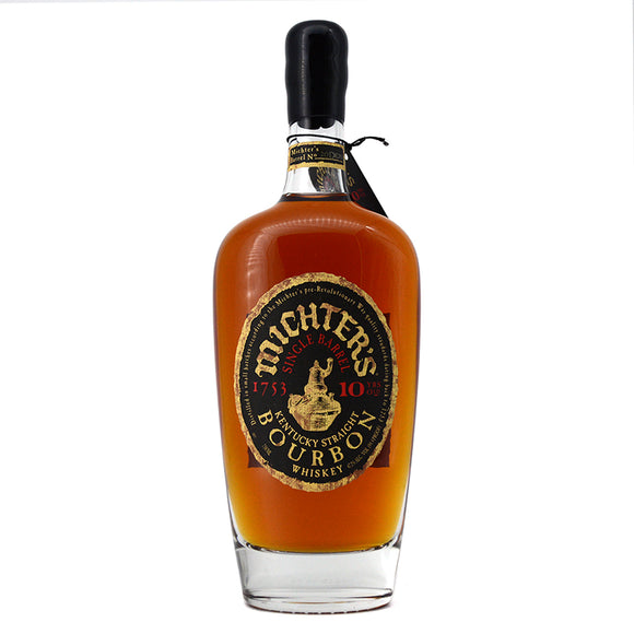 MICHTER'S 10 YEARS OLD KENTUCKY STRAIGHT BOURBON 750ML