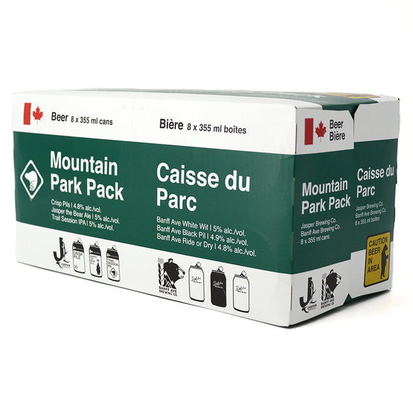 MOUNTAIN PARK PACK 8C