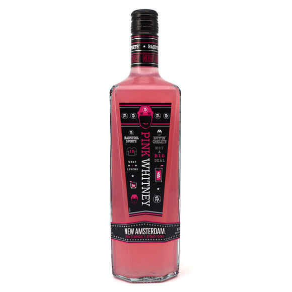 NEW AMSTERDAM PINK WHITNEY 750ML