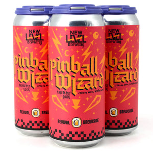 NEW LEVEL/REVIVAL BREWCADE PINBALL WIZARD RASPBERRY SOUR 4C