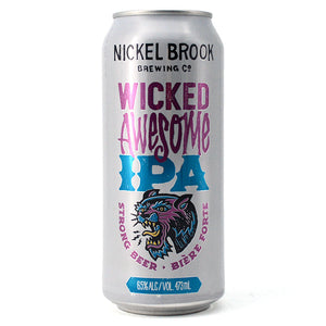 NICKEL BROOK WICKED AWESOME IPA 473 mL