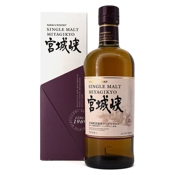 NIKKA MIYAGIKYO SINGLE MALT 700 mL