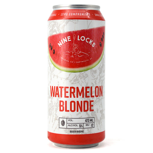 NINE LOCKS WATERMELON BLONDE 473ML