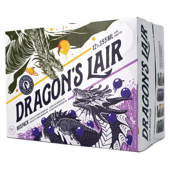 ODIN DRAGON'S LAIR MIX PACK 12C
