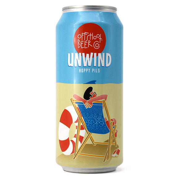OFFSHOOT UNWIND HOPPY PILS 473ML