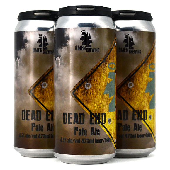OMEN DEAD END PALE ALE 4C