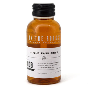 ON THE ROCKS KNOB CREEK OLD FASHIONED 100 mL