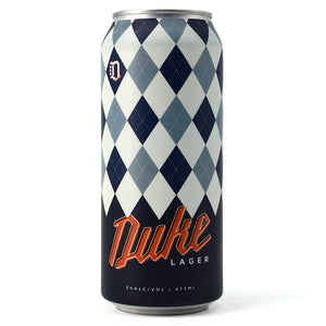 ORIGIN BREWING DUKE OF ARGYLL LAGER 473ML